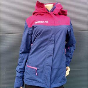 Ski jas Dames Voorkant Dichtbij